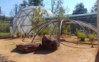 """O xardín """"Terraformación"""" permanecerá un ano máis no FIXA"""