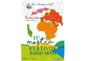 O Festival Internacional de Xardíns de Allariz participará, esta fin de semana, na XIV Mostra de cultivos do Baixo Miño.
