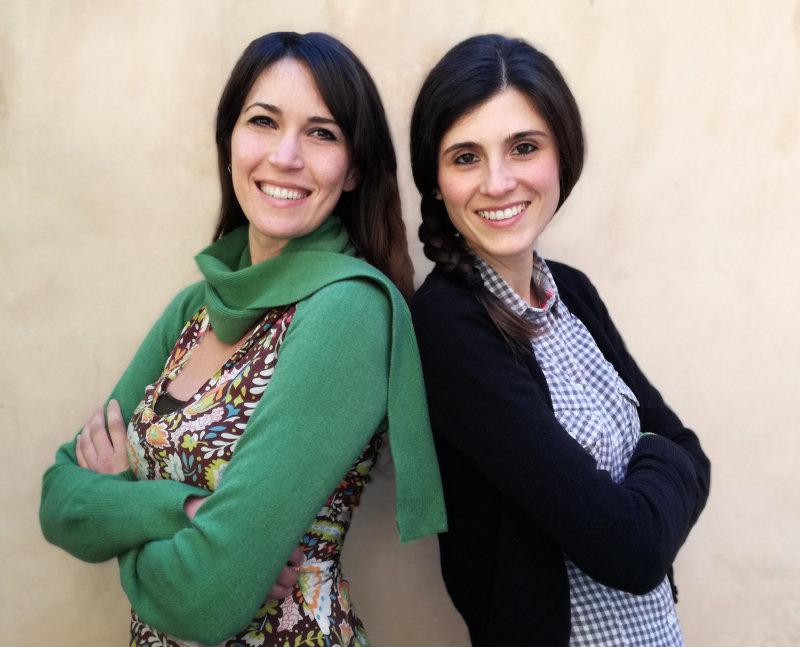 Frammenti Verdi - Ilaria Cellini e Agnese Gibellieri