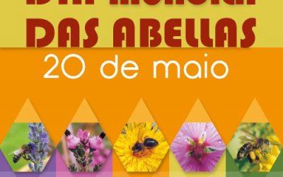 O Festival de Xardíns de Allariz acolle a celebración do día mundial das abellas