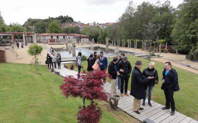O Festival de Xardíns de Allariz dedicado á Memoria bate récord de visitas durante o verán
