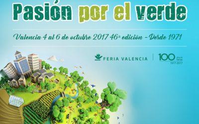 O Festival Internacional de Xardíns de Allariz estará presente en Iberflora 2017
