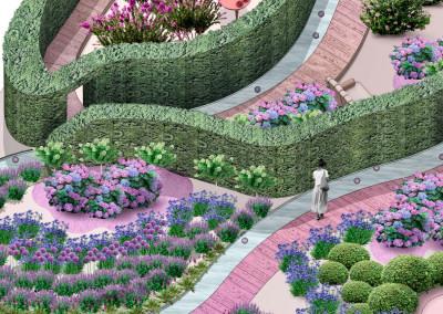1 – O laberinto rosa