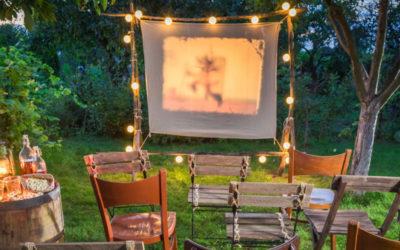 O Cine será o tema central do vindeiro concurso de xardíns