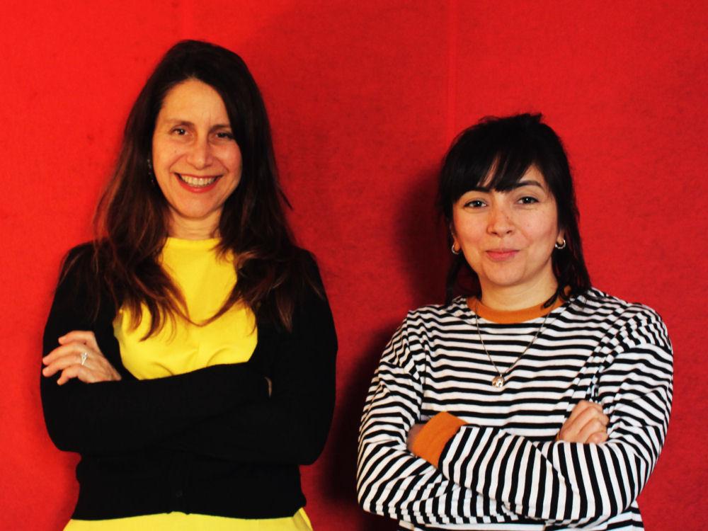uno+uno: Isotta Cortesi e Gisela Bartoloni