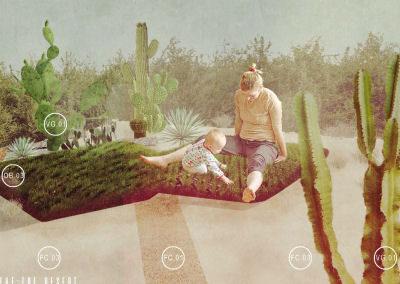 1 – Descalzos no xardín