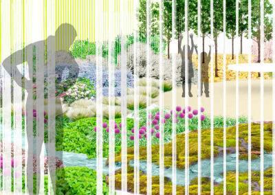 2 – O xardín do zootropo
