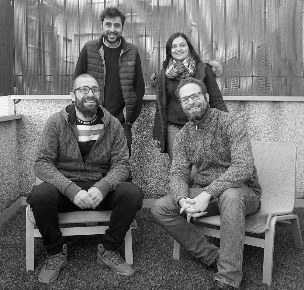 PLP Atelier:  Pablo López Prol, Diego Rodríguez Val, Montserrat Pereira Pino, Eduardo Cebreiro Lago