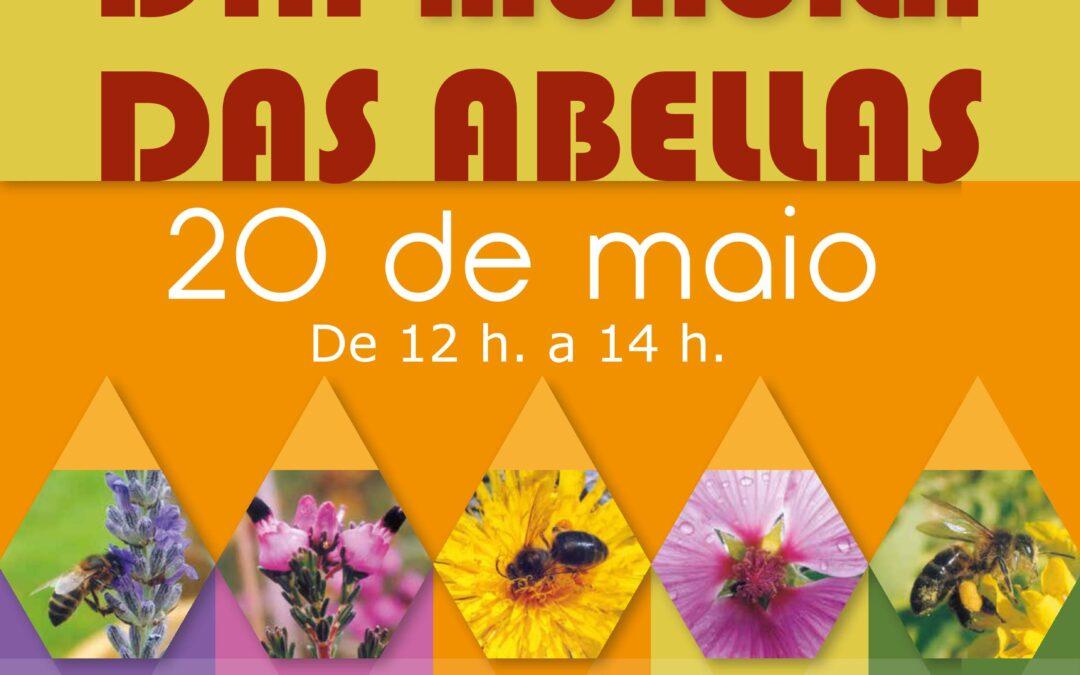 O Festival Internacional de Xardíns de Allariz celebra o Día da Abella