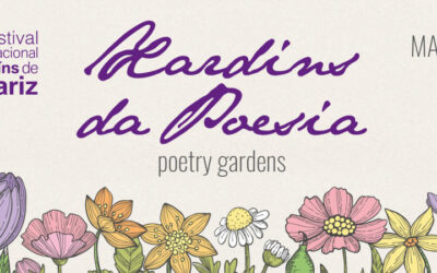 A Poesía será o tema central do Festival de Xardíns 2020