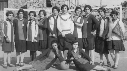 1925_Manuel_Riesco_EquipaFutbolFemininaAllariz