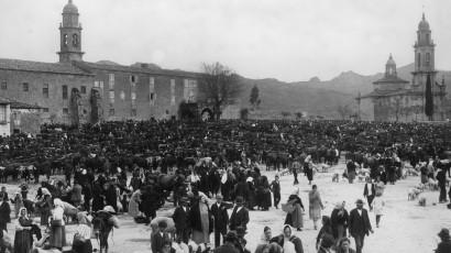 1927 A Feira de Allariz
