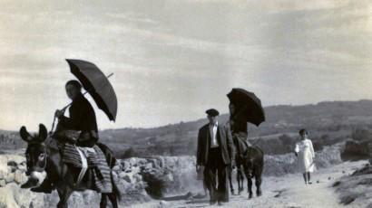 1947_Francisco_Losada_ACabaloCaminoAllarizRoiriz