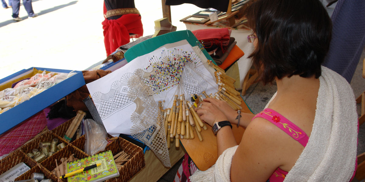 Feira de Artesanía - Arte de Man