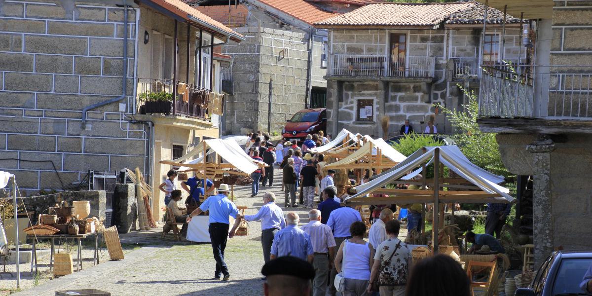 Encontro de Cestería - Santa Mariña de Augas Santas