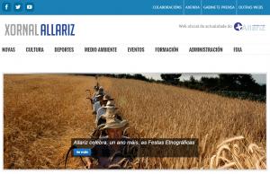 Xornal Allariz - Comunicación Oficial do Concello de Allariz