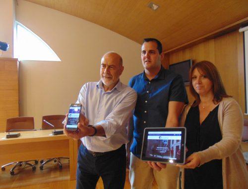 O Concello de Allariz abre a súa nova páxina web www.allariz.gal e incorpora a sede electrónica.