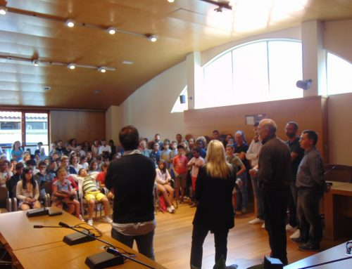 Allariz recibe á Banda Sinfónica Infantil de Galicia