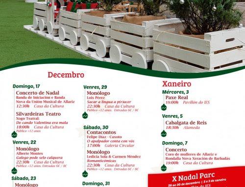 Allariz celebra o Nadal con música, teatro, humor e deporte