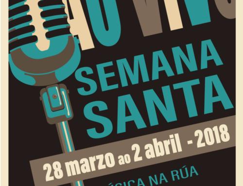 O Concello de Allariz busca artistas para participar na Semana Santa ao Vivo