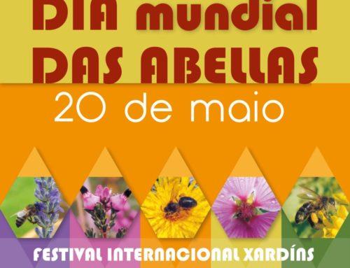 A Escola Galega de Apicultura súmase á celebración mundial do Día da Abella