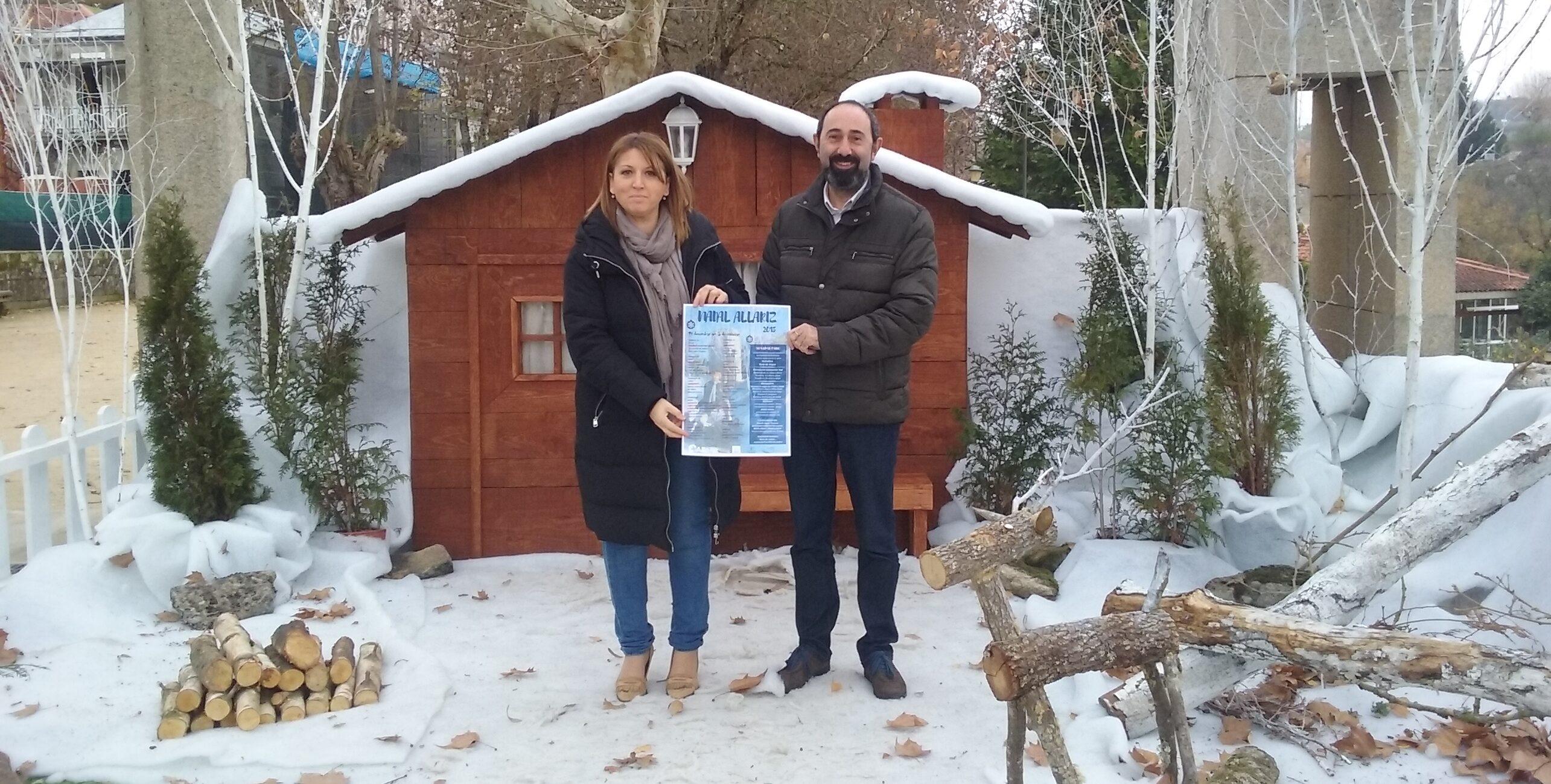 Allariz celebra o Nadal con actividades para todos e todas