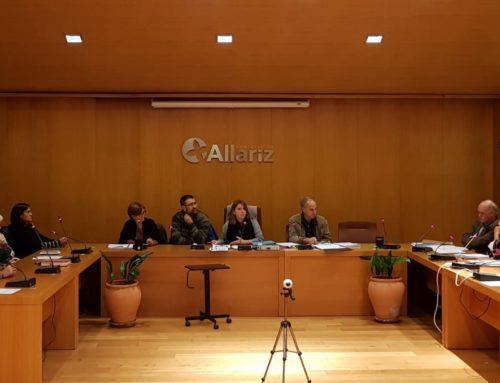 O pleno da corporación municipal reunirase o venres, 26 de febreiro.