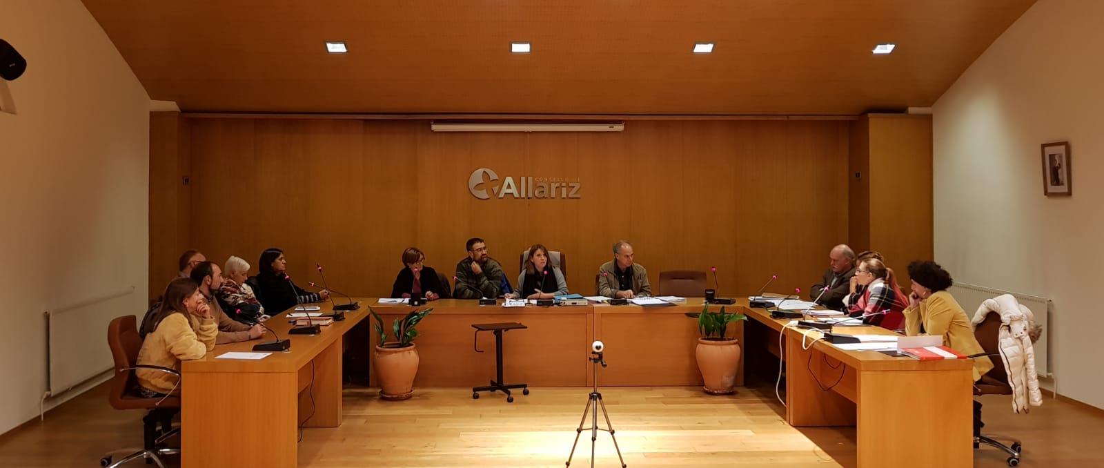 Este venres reúnese o pleno municipal en sesión ordinaria