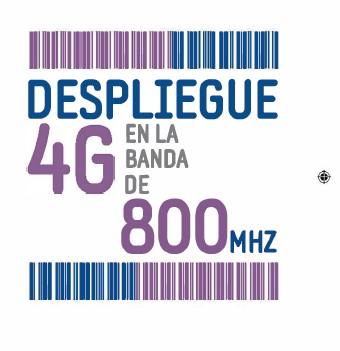 LLega800 é a entidade encargada de garantir a compatibilidade do 4G coa TDT na banda 800MHz