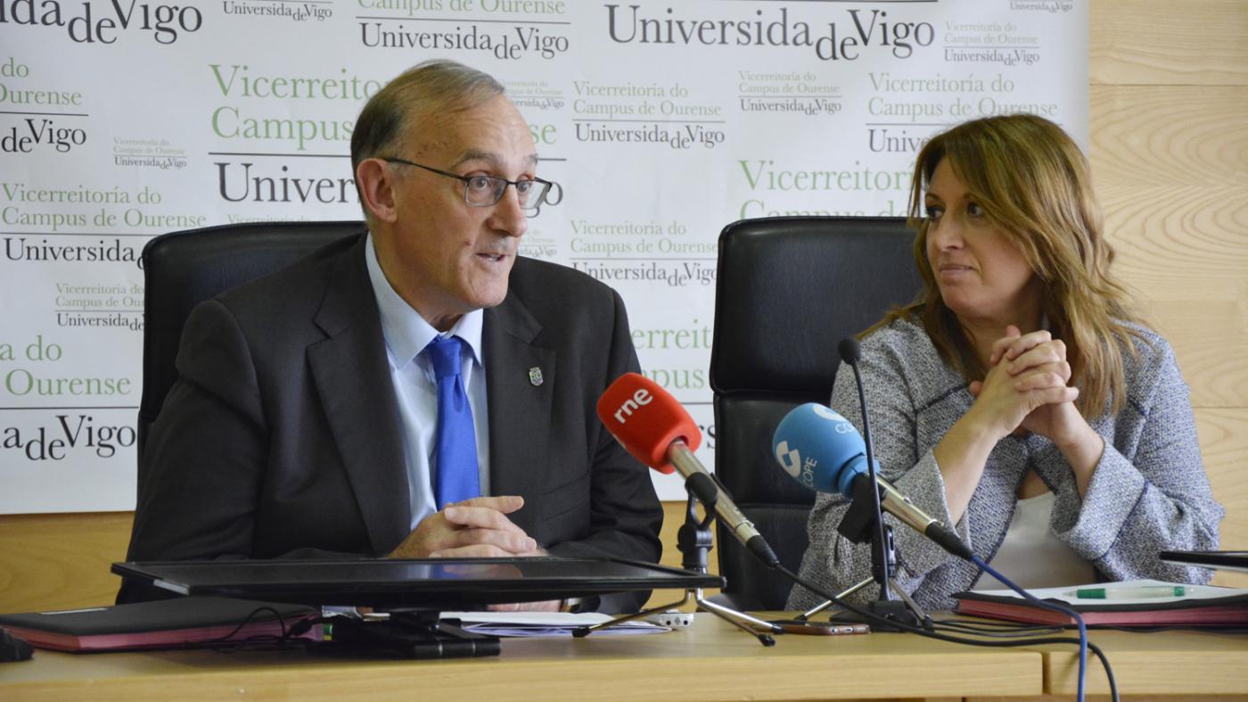 Concello de Allariz e Universidade de Vigo renovan por catro anos máis a súa colaboración arqueolóxica
