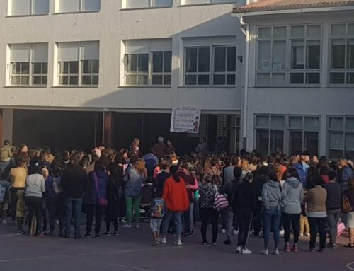 O CEIP Padre Feijóo de Allariz aumenta de novo o número de matrículas
