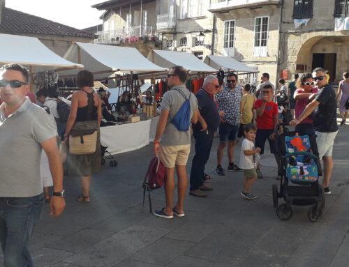 Allariz pecha a tempada turística cun novo aumento de visitas