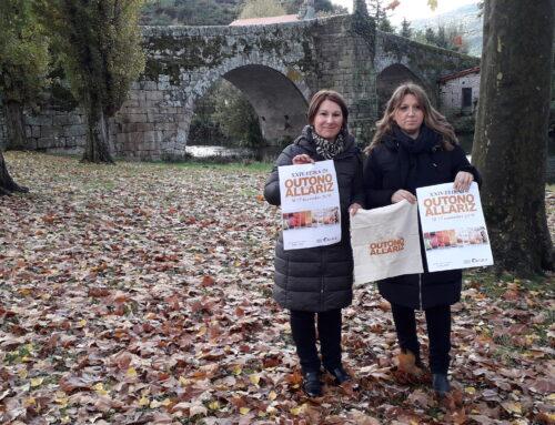 Allariz celebra vintecatro anos de Outono