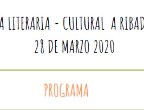 O Club de Lectura da Biblioteca Municipal de Allariz ten aberta a inscrición para a primeira visita literaria de 2020.