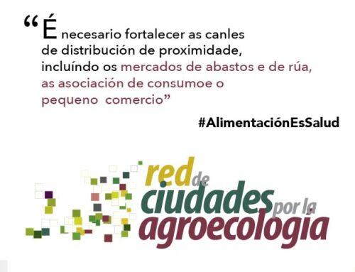 """Allariz súmase ao manifesto """"Alimentos locais, de calidade e sostibles""""."""