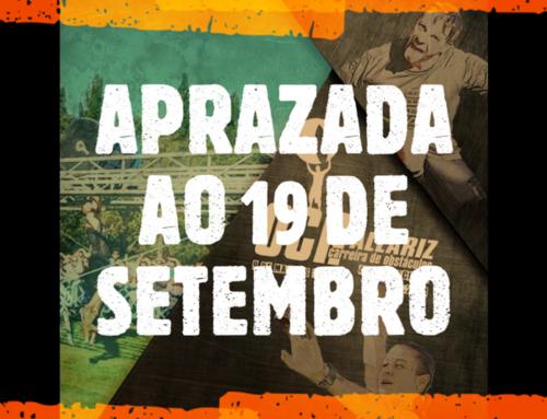 A OCR Vila de Allariz aprázase ata o 19 de setembro.