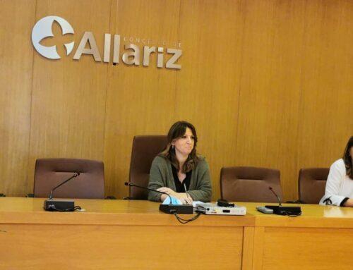 Os grupos políticos municipais de Allariz trasladan a súa unanimidade sobre a reactivación económica local.
