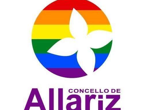 28 de xuño, Día do Orgullo LGTBIQA+, manifesto do Concello de Allariz.
