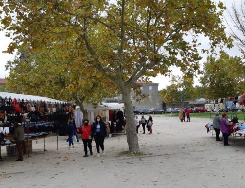 A Feira de Allariz, que se celebra todos os sábados do mes recuperará, este 27 de febreiro, gran parte dos postos.