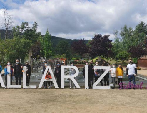 """Concello de Allariz e o CEIP Padre Feijóo fan unha valoración moi  positiva da iniciativa """"Eu son de Allariz""""."""
