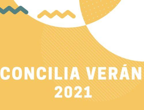 Lista de Admitidos no Concilia Verán 2021