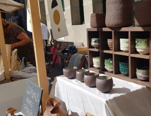 O mercado de artesanía Arte de Man abre o prazo de inscrición para unha nova edición.