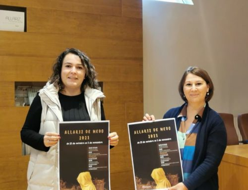 A quinta edición do Allariz de Medo celebrarase do 29 de outobro ao 1 de novembro.